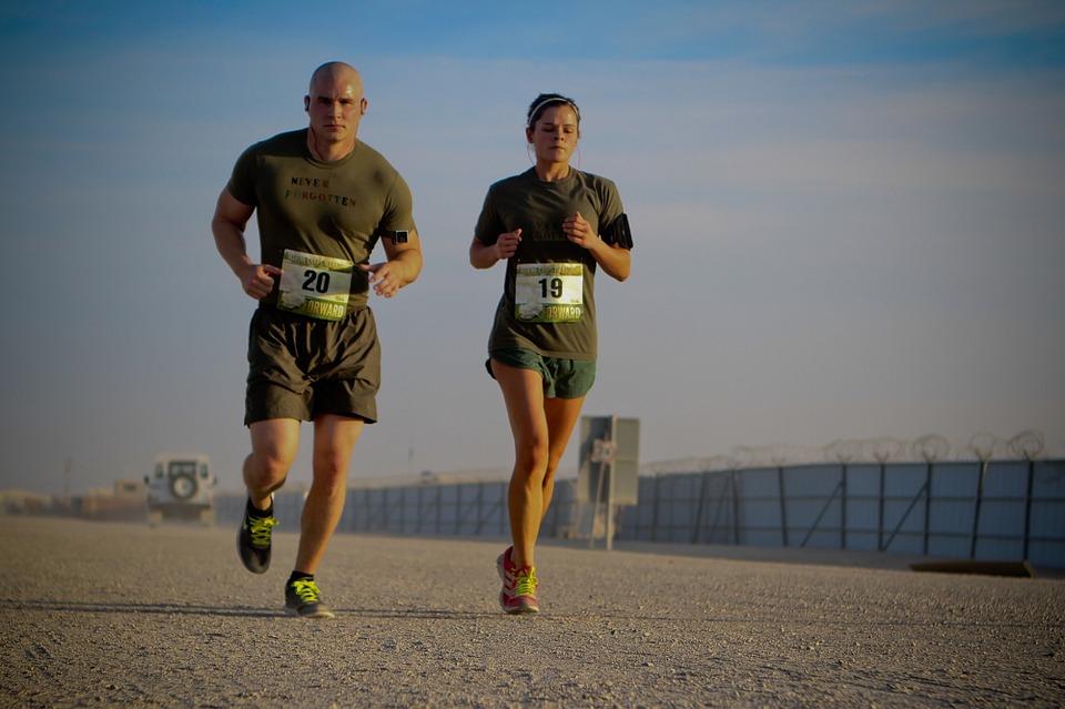 bežci šport
