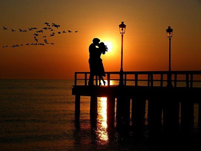 láska na molu